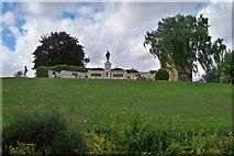 SP0343 : War Memorial - Evesham by Colin Babb