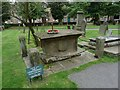 SK2176 : Catherine Mompesson's Tomb, Eyam by Robin Drayton