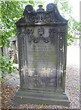 NT2674 : Grave of William Lunn, Old Calton by kim traynor