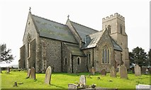 TG0135 : St Mary, Gunthorpe by John Salmon