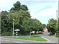 TL4602 : Road junction, Epping by Malc McDonald