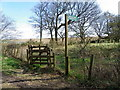 NT8964 : Gate on the path to Coldingham by Maigheach-gheal