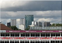 SP0684 : Edgbaston view by John Sutton