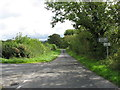 NY3633 : The road junction for Hutton Roof by David Purchase