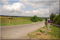 TG1607 : Slip road to the A47 by N Chadwick
