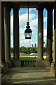 TQ3877 : View to the north from Old Royal Naval College, Greenwich by Julian Osley