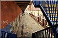 J3272 : Tate's Avenue, Bridge, Belfast (4) by Albert Bridge