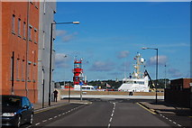 TM2532 : The Quay, Harwich by Trevor Harris