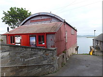 HY2508 : Stromness: the old lifeboat station by Chris Downer