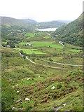SH6554 : View down Nant Gwynant by Gareth James