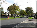 SP1080 : Stratford Road (A34) at Littleover Avenue by Peter Whatley