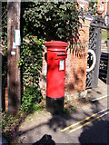 TM2649 : Drybridge Hill Postbox by Geographer