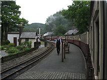 SH6441 : Tan-y-Bwlch Station, Ffestiniog Railway by Gareth James