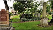 J3375 : Clifton Street graveyard, Belfast (1) by Albert Bridge