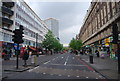 TQ2781 : Edgware Rd (A5) by N Chadwick