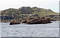 SV9217 : East Withan off White Island, Scilly by John Rostron