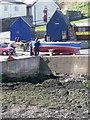 NT9167 : Harbour scene, St Abbs by Maigheach-gheal