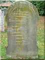 TL6147 : Gravestone by Keith Evans