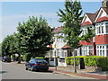 TQ2487 : Elmcroft Crescent, NW11 by Mike Quinn