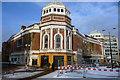 SE1632 : Former Bradford Odeon Cinema, Prince's Way by Phil Champion