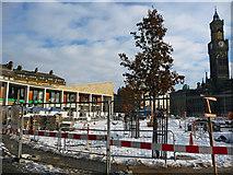 SE1632 : Centenary Square, Bradford by Phil Champion