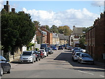 SK8508 : Northgate, Oakham by Michael Trolove