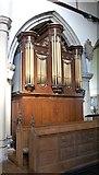 TL6706 : Organ in All Saints Church, Writtle by Julian P Guffogg