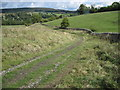 SK2265 : Footpath towards Haddon Hall by Chris Wimbush