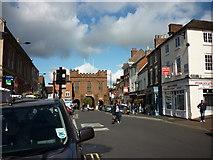 SO7193 : High Street, Bridgnorth by Ian S