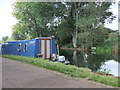 TQ3590 : Clearwater Canal Boat on Lee Navigation by PAUL FARMER