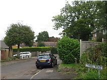 SU4321 : Tyrrel Road, Chandler's Ford by Alex McGregor