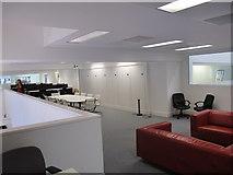 TQ2681 : Battleship Building, meetings area by David Hawgood