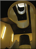 TQ2681 : Art deco staircase, Battleship Building by David Hawgood