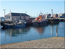 HY4411 : Kirkwall: the lifeboat station by Chris Downer