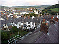SH7777 : The rooftops of Conwy by Phil Champion