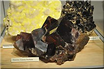 SK5903 : Fluorite Crystals by Ashley Dace
