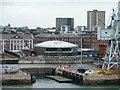SU6200 : Historic Dockyard, Portsmouth by Christine Johnstone