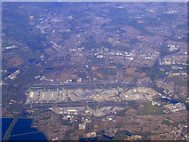 TQ0774 : Heathrow Airport from the air by Thomas Nugent