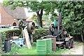 SU4691 : Stationary engines in the garden by Bill Nicholls
