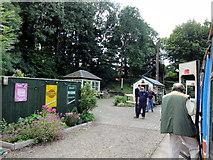 TR2548 : Shepherdswell, East Kent Railway by Helmut Zozmann
