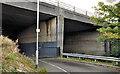 J1953 : Bridge, Dromore bypass (2) by Albert Bridge
