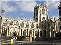 TA0339 : St Mary's Church, Beverley by J.Hannan-Briggs