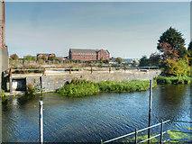TA2609 : Grimsby River Freshney by JOHN BLAKESTON