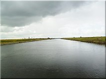 SJ4978 : Frodsham Marsh, Manchester Ship Canal by Mike Faherty