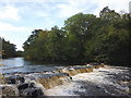 SE0489 : Redmire Force, River Ure by Karl and Ali