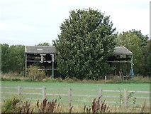 SE4712 : Barn, North Elmsall by JThomas