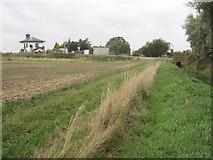 SK8159 : View towards Holme Lane by Jonathan Thacker