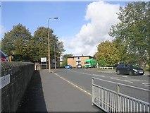 SE1437 : Market Street - Otley Road by Betty Longbottom