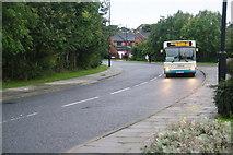 NZ3372 : Bus on Newsteads Drive by Bill Boaden