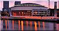 J3474 : The Waterfront Hall, Belfast (4) by Albert Bridge
